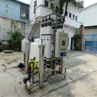 华兰达供应矿泉水厂制水设备 桶装矿泉水生产一条龙配套服务