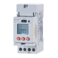 安科瑞DDSD1352导轨安装单相电能表485通讯单相电能计量表2模