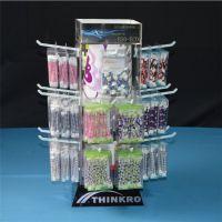 亚克力首饰展示架 亚克力制品 厂家专业定制有机玻璃饰品展示架