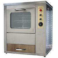68型烤地瓜机 台式多功能电烤红薯机器 不锈钢电热地瓜机