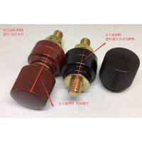 555纯铜接线柱10mm 稳压器电焊机接线柱全铜 大电流接线端子