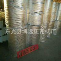 各种压瓦机配件彩钢瓦覆膜机 专用铝箔膜 胶水 大量现货