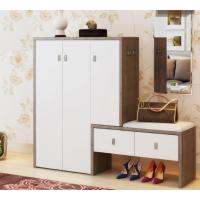 简约现代多层玄关旋转坐凳板式简易环保鞋柜组合鞋架屏风柜客厅储物柜