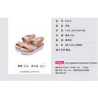 时尚流行女鞋 美国Jeffrey Campbell新款编织一字带露趾凉鞋