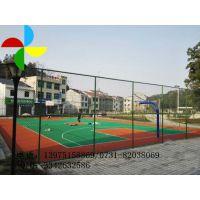 长沙标准篮球场铺设团队-学校单位塑胶篮球场地施工维护价格