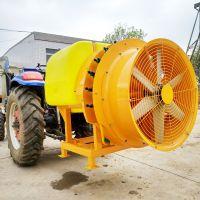 金原直销拖拉机背负式果园风送式喷雾机厂家