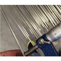 316L不锈钢冷拔精密毛细管常州钢管