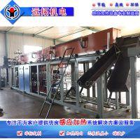 远拓机电 钢管感应调质设备/钢棒调质处理线 碳钢专用感应热处理设备