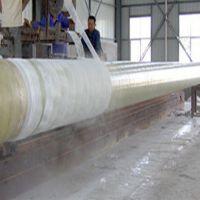 大口径玻璃钢缠绕管道 化工厂排污管道 供水排水管道