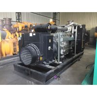 600KW日本三菱二手大功率柴油发电机组