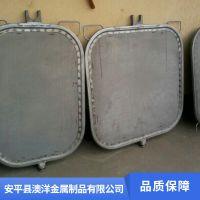 无锡金属毛油精炼过滤网板厂家零售