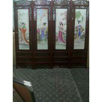 陶瓷瓷板画 墙壁画专业定制厂家手绘瓷板画