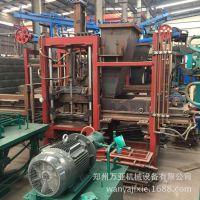 热销海绵砖机 建材生产加工机械设备 全自动液压砌块成型机