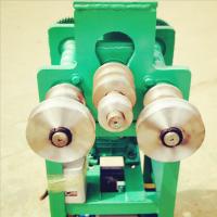 供应一寸不锈钢管弯弧机 一寸不锈钢管弯弧设备 电动立式操作简单 路士机械出品