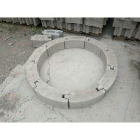 混凝土砌块圆形雨.污水检查井砌块Y10.3-17模块