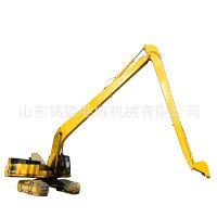 定制挖掘机大小臂 现代225-7标准大小臂 17米高楼拆迁加长臂