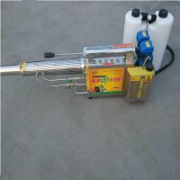 汽油脉冲烟雾机 双油门控制弥雾机 圣鲁牌果园打药机