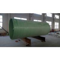 乐山一体化预制泵站玻璃钢纤维机械缠绕筒体宇轩