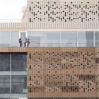 冲孔网板,外墙冲孔铝单板,金属冲孔网唯奥促销