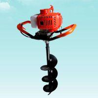 汽油动力地钻机 小型汽油挖坑机 土豆储藏多用挖洞机