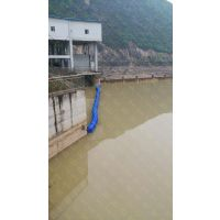 水库水电站专用浮筒式拦污排 拦污浮体