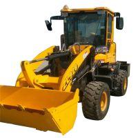 卸载高度3.5米中型装载机农用 小型工程铲车装载机价格