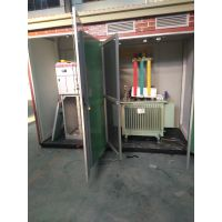 1250KVA欧式箱变-YB-12预装式变电站, 厂家报价