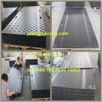 A高分子聚乙烯耐磨铺路板耐腐蚀路面垫板