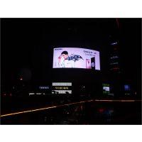 西安小寨赛格对面超大LED广告屏