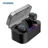 现代(HYUNDAI)Q11 蓝牙耳机无线双耳迷你隐形耳机