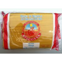 意大利 丽歌牌意粉 直条意粉 意面 西餐专用意大利面 2.5kg*5包