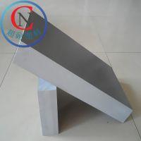 超耐生产80㎜90㎜厚度灰色PVC加厚板材 雕刻切割加工 PVC板加工
