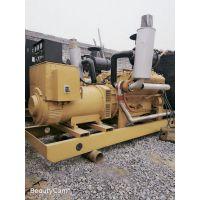 原装上柴400千瓦二手旧柴油发电机组转让闲置出售