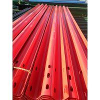 供应 精密喷塑镀锌波形护栏 批发高速公路防撞安全波形护栏板