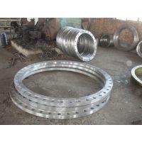 温州厂家直销不锈钢冷凝器法兰原料容器法兰