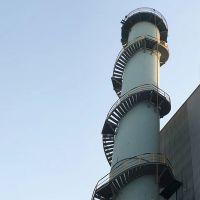 宿州市烟囱之字梯安装公司质优价低