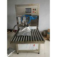 兴泰DG-L01流量计式盒中袋液体灌装机