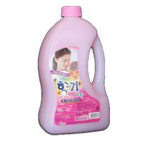 韩国进口品牌衣物柔顺剂 天然植物提取无刺激2.5L衣物清洁护理
