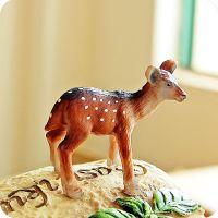 ZAKKA杂货 创意家居装饰品树脂工艺摆件婚庆动物摆件拍摄道具现货
