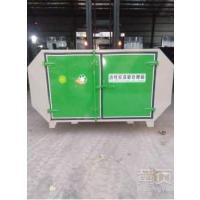 淮北市活性炭光氧一体机 废气处理工程 活性炭吸附装置