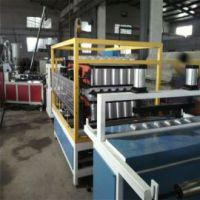 无锡礼联机械 PVC合成树脂瓦生产线
