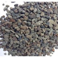 超赢直销锅炉补水海绵铁滤料 海绵铁除氧剂用途