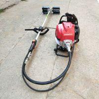 四沖程式小型割草機 蘋果園專用割草除草機