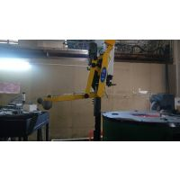 湖南浇铸自动化设备/移动式给汤机/ 多工位离心浇铸机器人