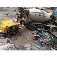 在南京哪家卖二手40B细石混凝土泵?
