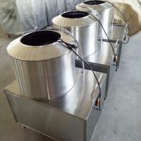土豆去皮机红薯脱皮机 专业蔬菜去皮机不锈钢制作