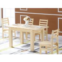 芜湖名邦家具全实木餐桌椅,松木餐桌椅,田园风格餐桌椅