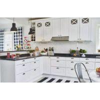 西安老房改造:厨房装修橱柜台面选择