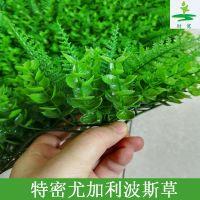 仿真植物墙绿色假草皮墙面绿植装饰塑料花草壁挂门头室内形象背景墙