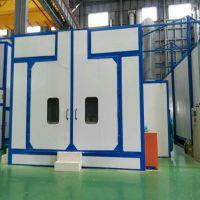 广西喷砂机 风力喷砂房处理机器外形防锈